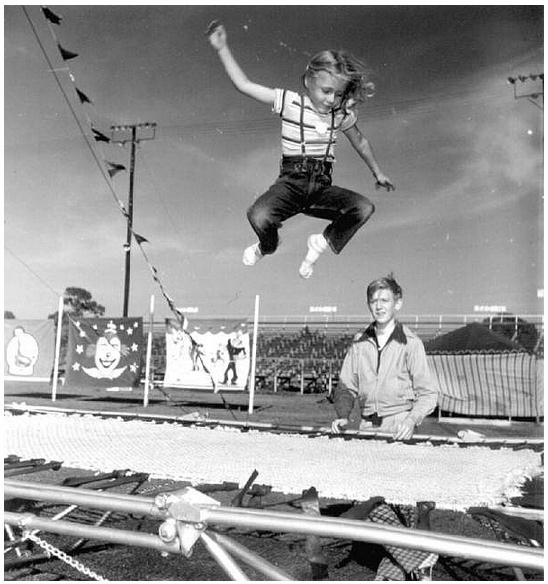 girl-trampolining-CC-Florida-Memory
