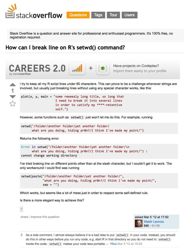 R-help-stackoverflow